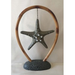 Deco - Star of the Sea Pierre - Alu 25x35cm