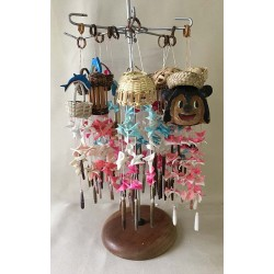 1111 SMALL CHIME ASSORTED per 50