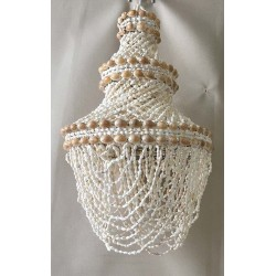 Abat Day Macramé Nassa Cypraea 50cm lot of 1
