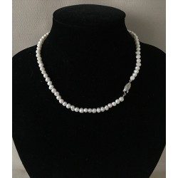 2653 PEARL NECKLACE 5/6mm - 45cm per 6