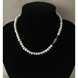 2653 PEARL NECKLACE 7/8mm - 45cm per 6