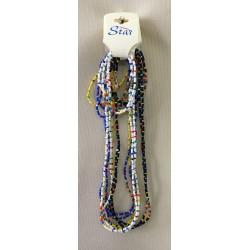 Collier, Bracelet Minis Perles lot de  24