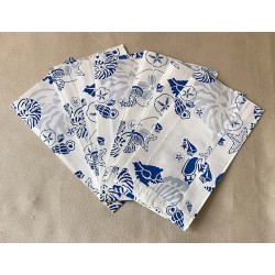 Gift pocket Paper Shells 12x4.5x21cm lot of 1000