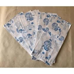 Pocket Gift Paper Shells 16x34cm lot of 500