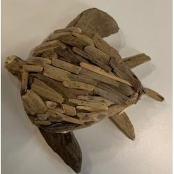 Tortue bois flotté 40.5 cm par 1