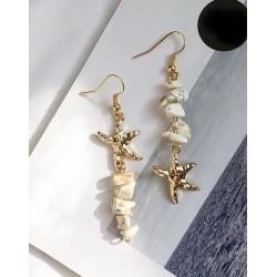 Golden Ear Loop / Shell Sling by 12