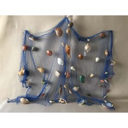 1x1m Deco Net with Shells