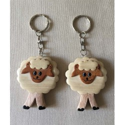 "Key key ""Mouton"" lot of 6"