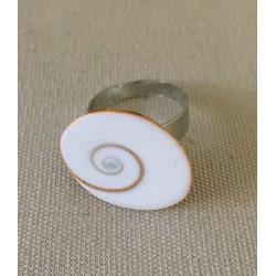 "Adjustable Ring ""Eye of Shiva"" lot of 12"